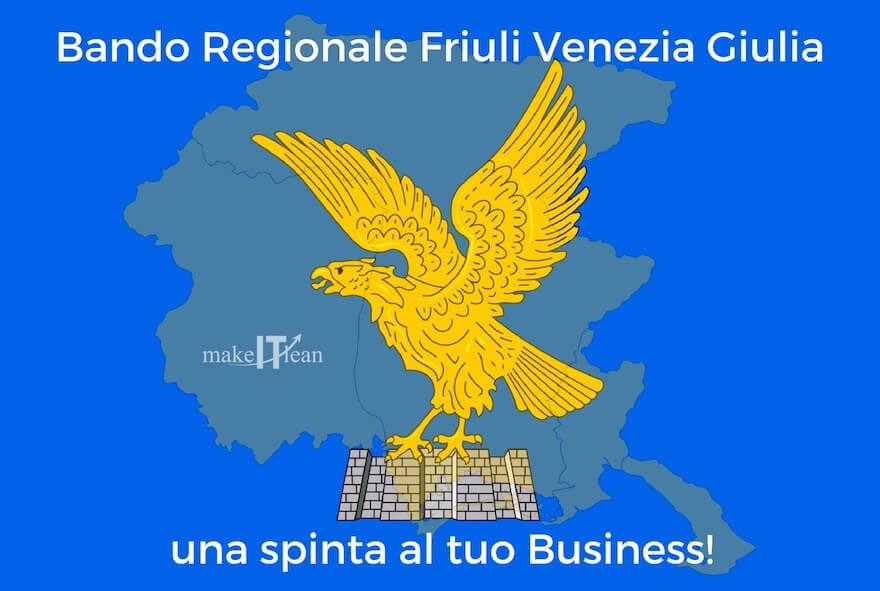 Bando Regionale Friuli Venezia Giulia