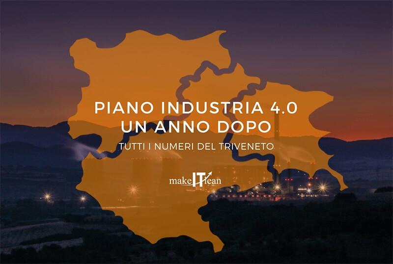 Piano Industria 4.0 un anno dopo: tutti i numeri del Triveneto