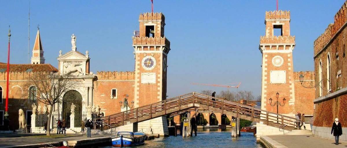 L'Arsenale di Venezia il primo caso di Lean Production