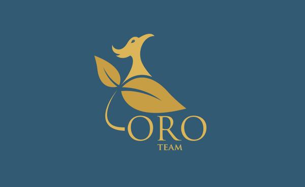 oro team rettangolare