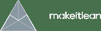 Logo makeitlean vr3-1 bianco