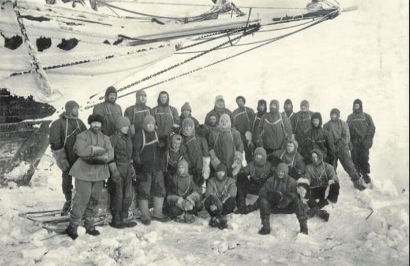 La storia di un grande Team Leader: Ernest Shackleton