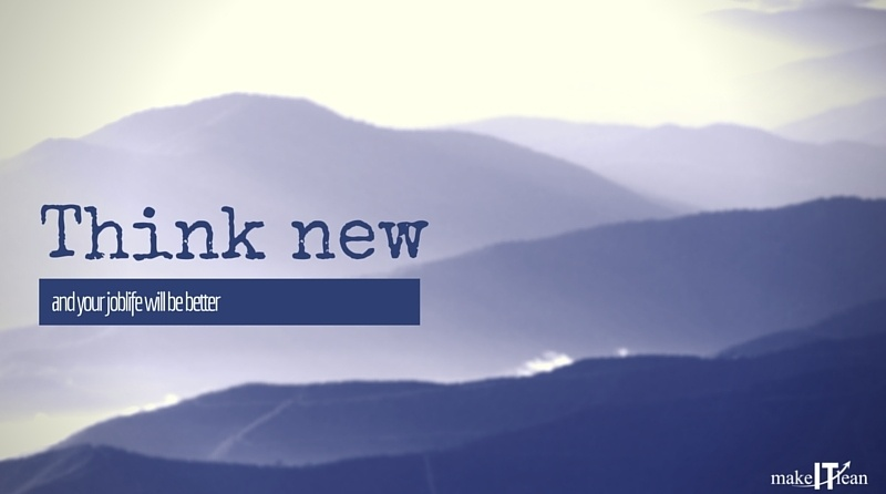 Think New - Makeitlean