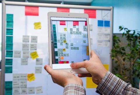 Visual planning MakeITlean