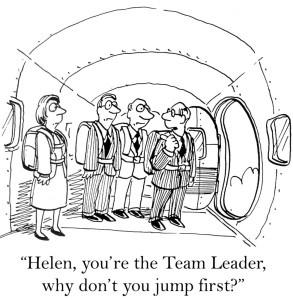 Essere un Team Leader